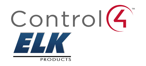 automated security systems - Control 4 - Elk